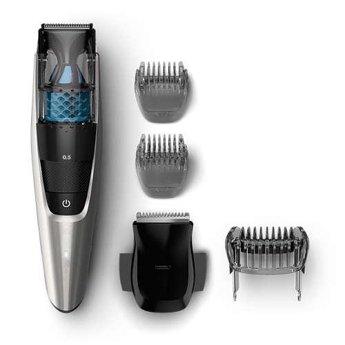 Norelco Beardtrimmer 7200 Vacuum