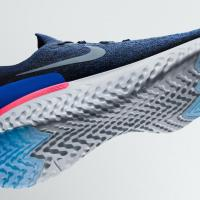 Nike Epic React Flyknit Sneaker Looks Bouncy