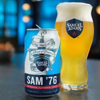 Samuel Adams' new Sam '76