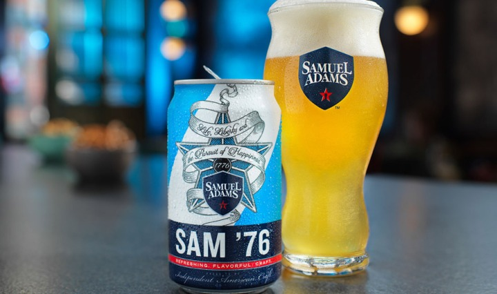 Samuel Adams' Sam 76