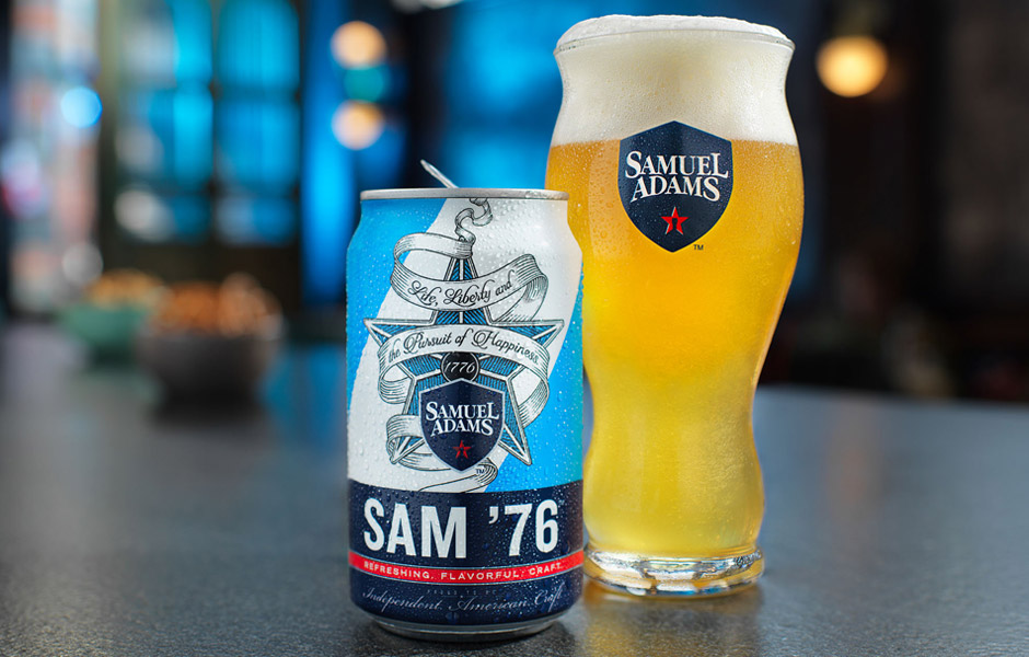 Samuel Adams' Sam 76