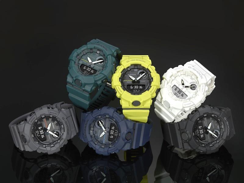 Casio G-SHOCK Training Timer Watches