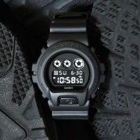 "Casio G-SHOCK's Latest for ""Black Out"" Series"