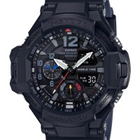 Casio G-SHOCK Blacks Out its Gravitymaster