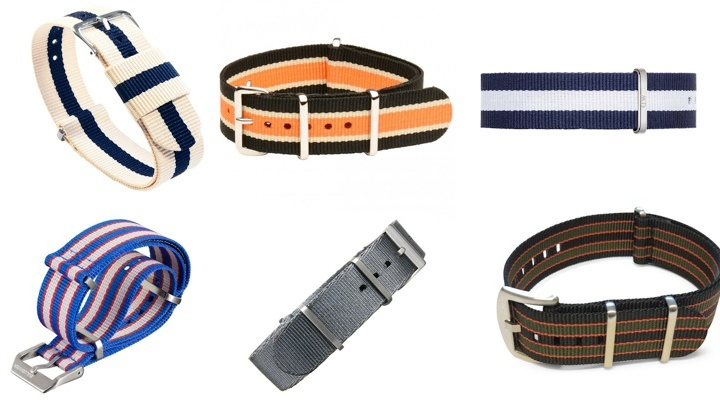Best NATO Watch Straps