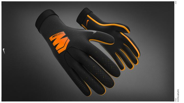 Nike Mercurial Touch Elite goalie gloves