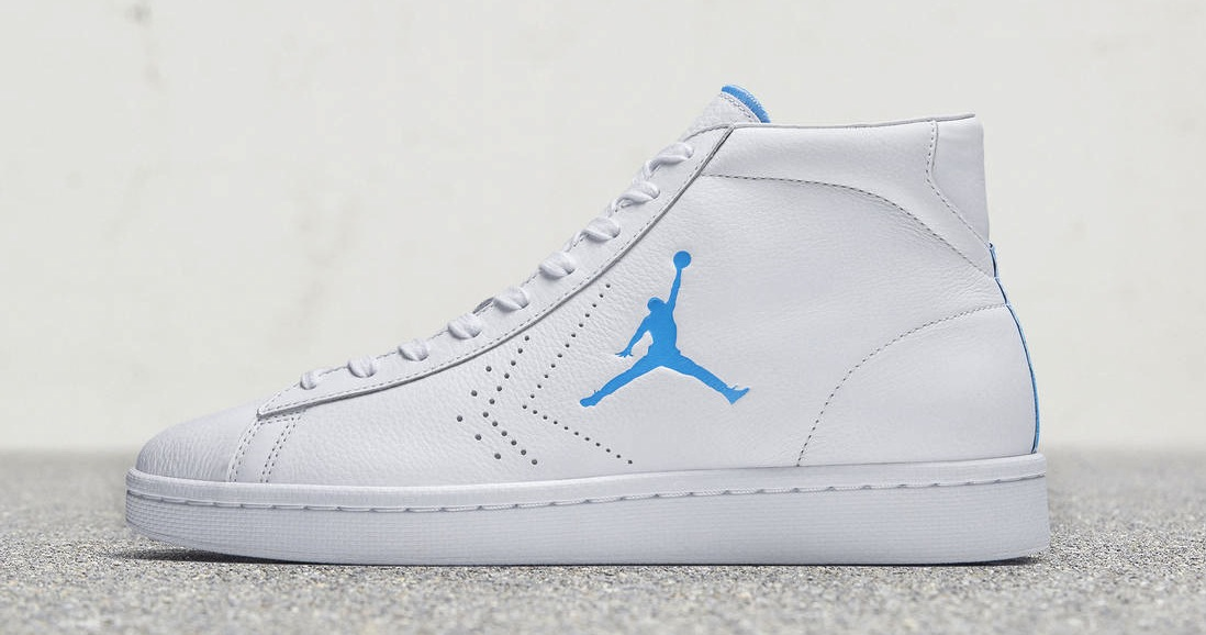 Converse's Michael Jordan Pro Leather