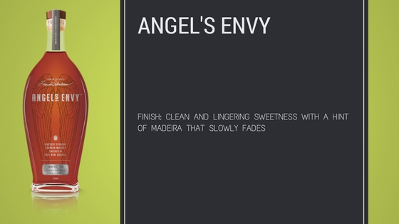 Angel's Envy Best Bourbon