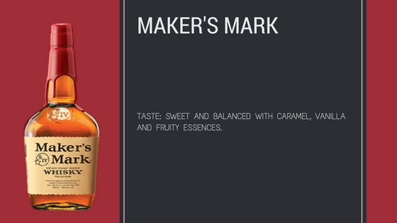 Maker's Mark Best Bourbon