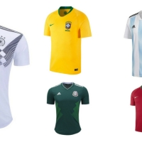 5 World Cup Soccer Jerseys We Want