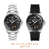 Bell & Ross: BR V2-93 GMT 24H Watch