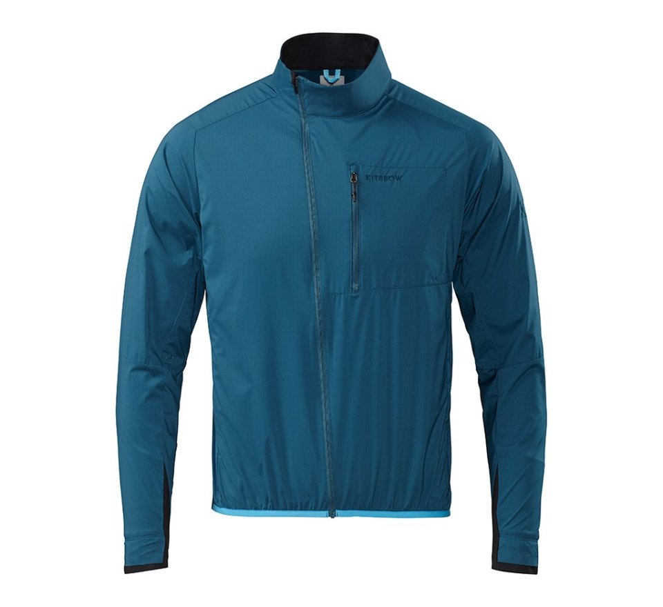 Kitsbow Wind Jacket V2 (Blue)