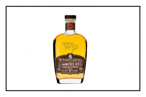 WhistlePig's FarmStock Rye Crop No. 002 Whiskey
