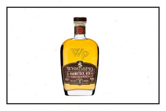 WhistlePig's FarmStock Rye Crop No. 002 Whiskey