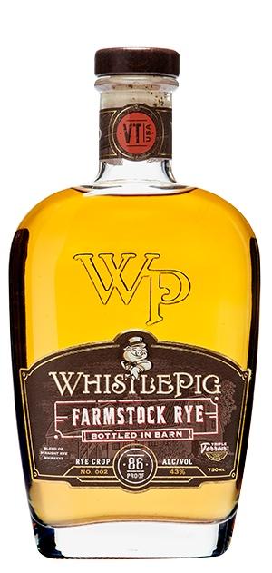 WhistlePig's FarmStock Rye Crop No. 002