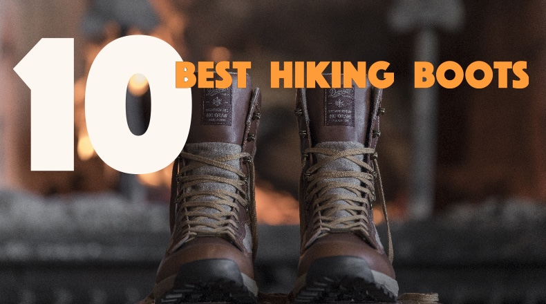 10 Best Hiking Boots for Men – Man And Gear
