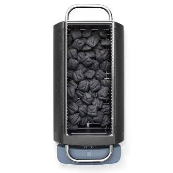 BioLite FirePit with charcoal