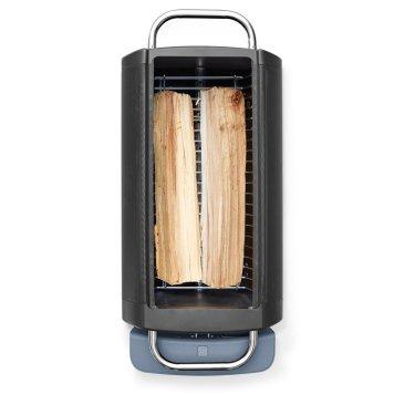 BioLite FirePit with wood