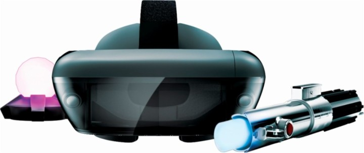 Star Wars Gifts for Men: Lenovo Star Wars Jedi Challenges AR Headset