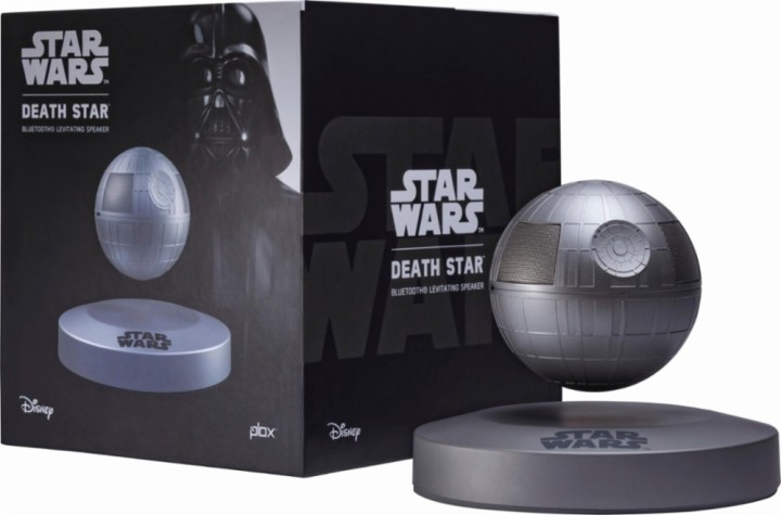 Star Wars Gifts for Men: Levitating Death Star Speaker (Plox)