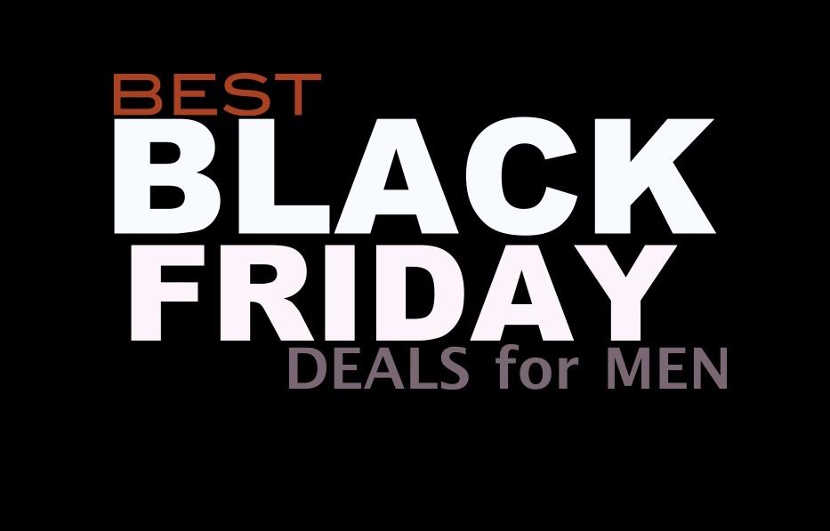 Best Black Friday Deals for Men's Gifts