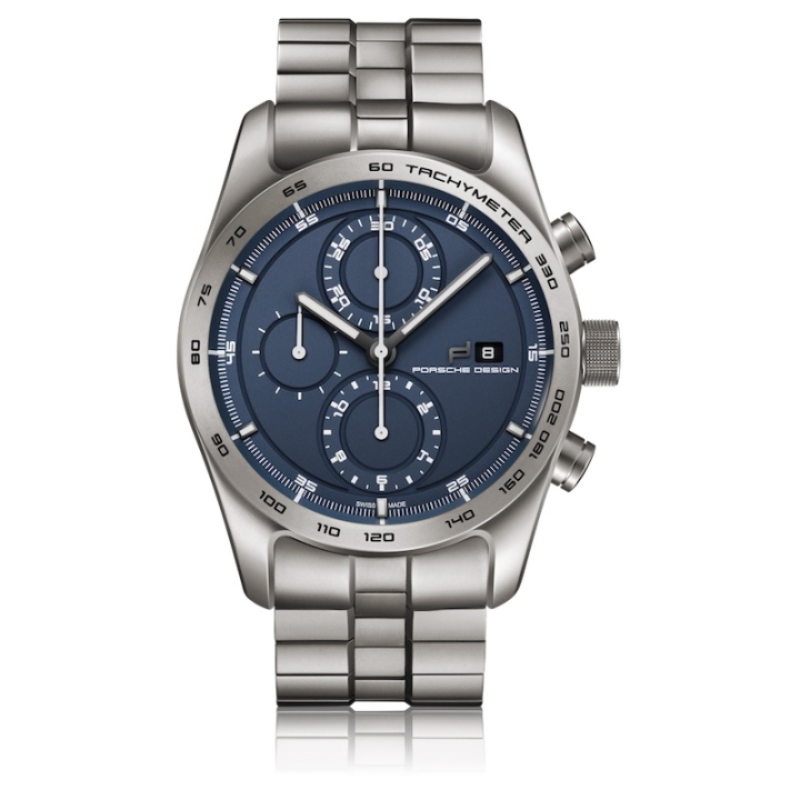 Porsche Design Chronotimer Series 1 Pure Blue