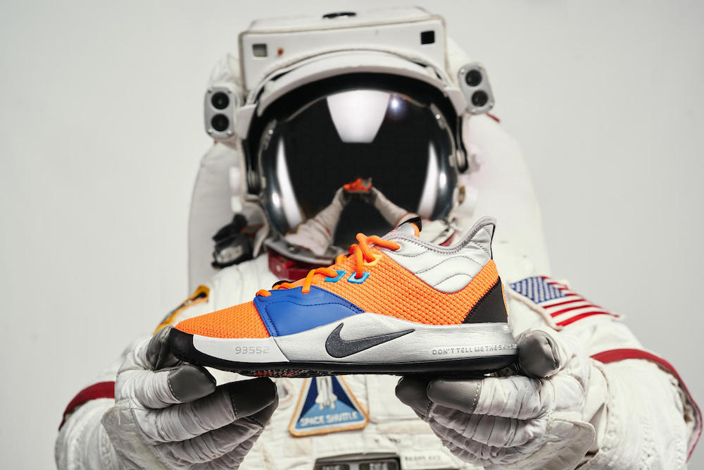 Nike PG3 NASA: Paul George's Third Signature Shoe