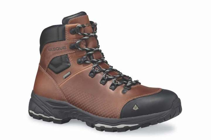 Vasque Hiking Boots: St. Elias (Men's Cognac)