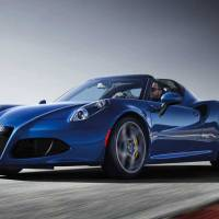 2020 Alfa Romeo 4C Spider Italia (only 15 will be made)