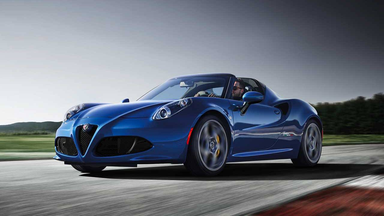 2020 alfa romeo 4c spider italia  only 15 will be made   u2013 man and gear