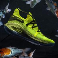 Under Armour's Curry 6 Coy Fish Colorway