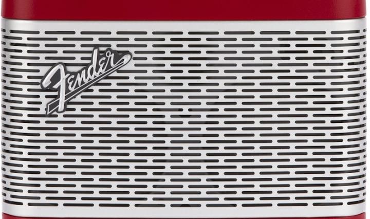 Fender's Newport Bluetooth Speaker