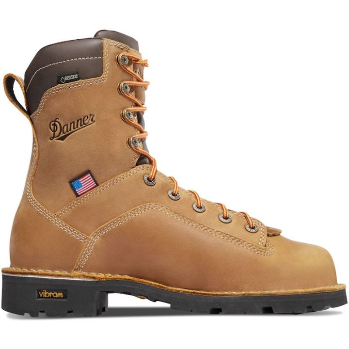 Danner's Quarry USA (Work boots made in the USA, American-made.)