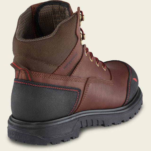 Red Wing BRNR XP 6-Inch Boot (Work boots made in the USA, American-made.)