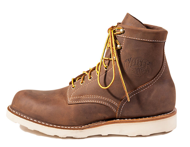 White's Foreman Cristy Crepe Sole Boot (Work boots made in the USA, American-made.)