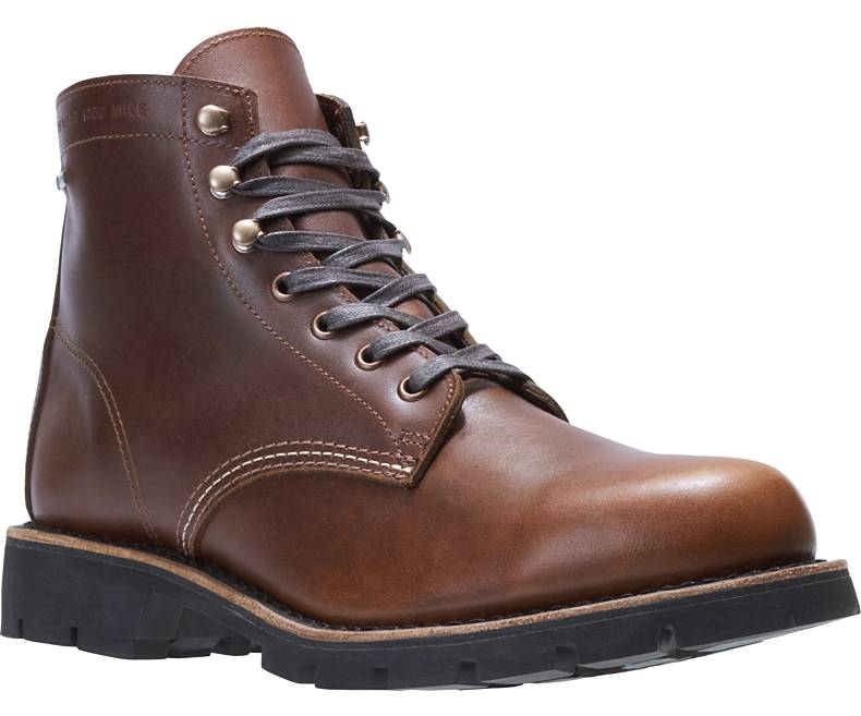 Wolverine 1000 Mile Arctic Grip (Boots made in USA, America)